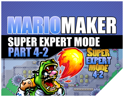 Super Mario Maker Super Expert Mode