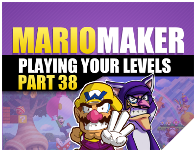 Super Mario Maker Boss Fight