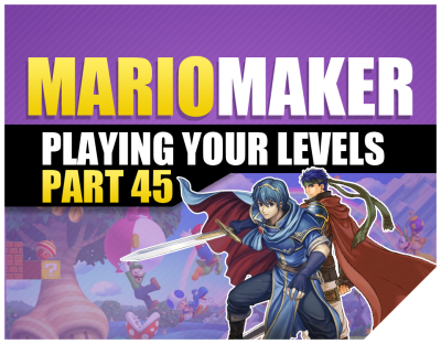 Super Mario Maker Game Over