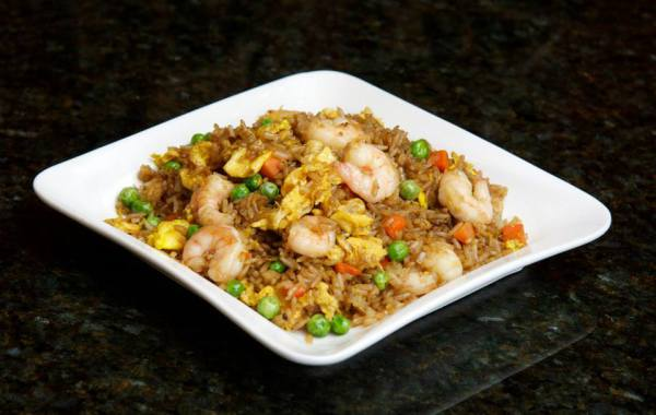 Shrimp Fried Rice $9.49
