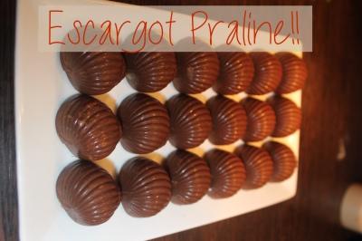 Escargot Lanvin Chocolat Praline