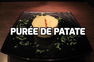 On fait cette purée de Patate inratable Purée!!