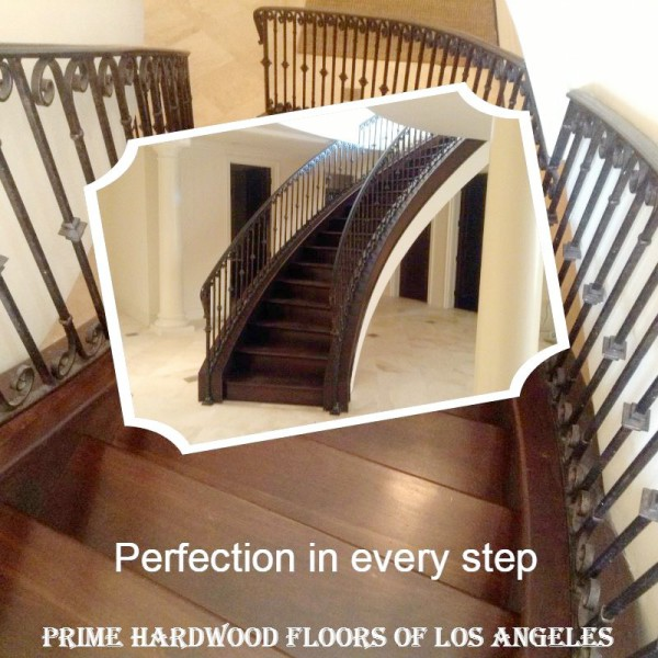 Hardwood Floors Stairs IN LOS ANGELES
