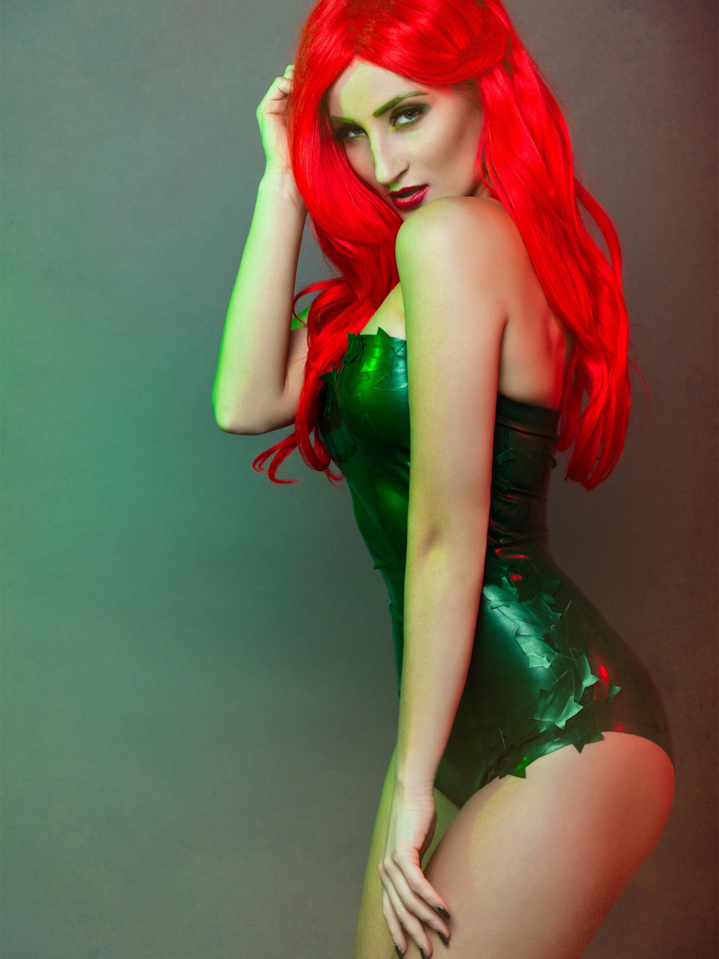 Poison Ivy Photo Shoot