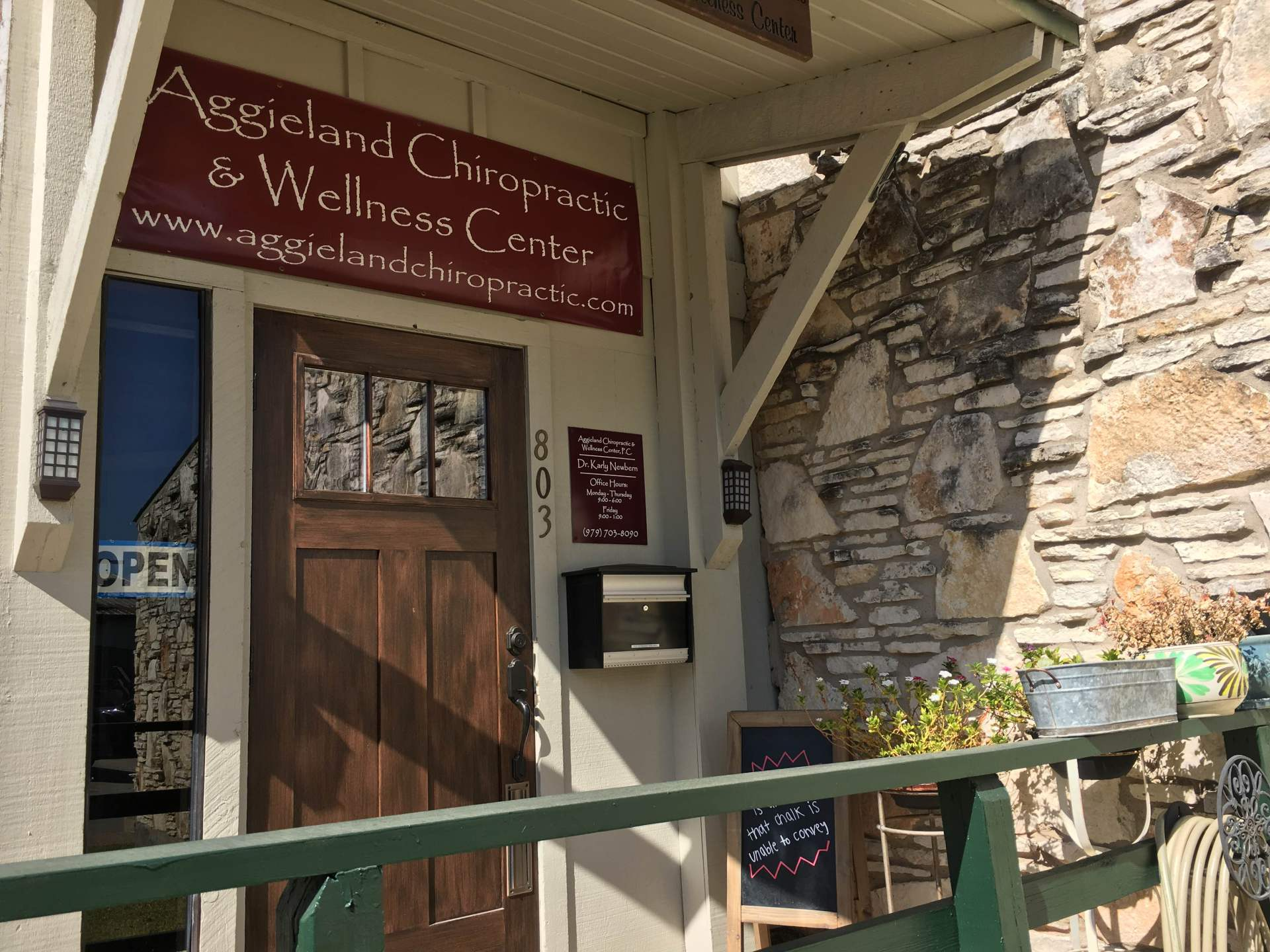 Aggieland Chiropractic & Wellness Center