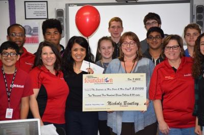 Red & Black Classroom Grants