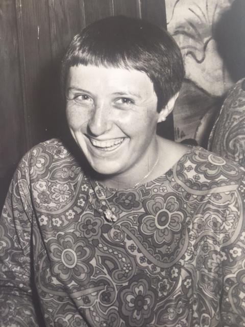 My mam, Jean, circa 1968