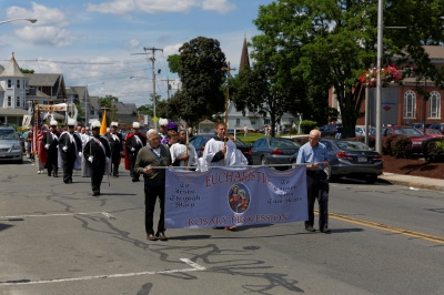 The 14th Annual Diocesan Wide Eucharistic Rosary Procession