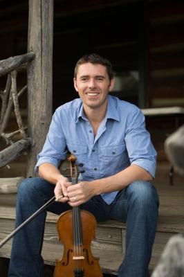 Colin Farrell Fiddle