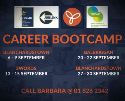 Career Bootcamp Courses in September