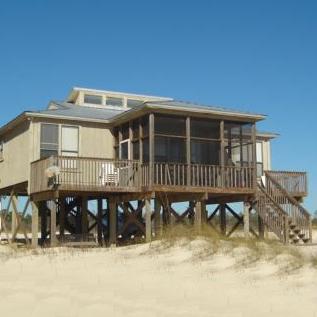Gulf Beach (4 Bedrooms)