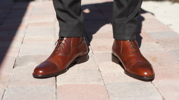 Johnston & Murphy | Dress Boots For Under $200