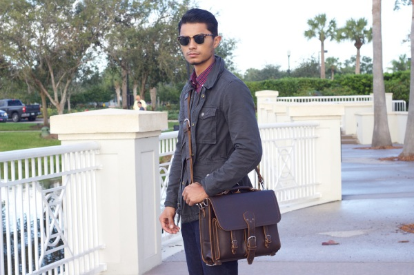 3 Tips When Buying Your Next Man Bag | Saddleback Leather Review