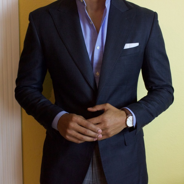 A Guide to Suit Shoulder Styles