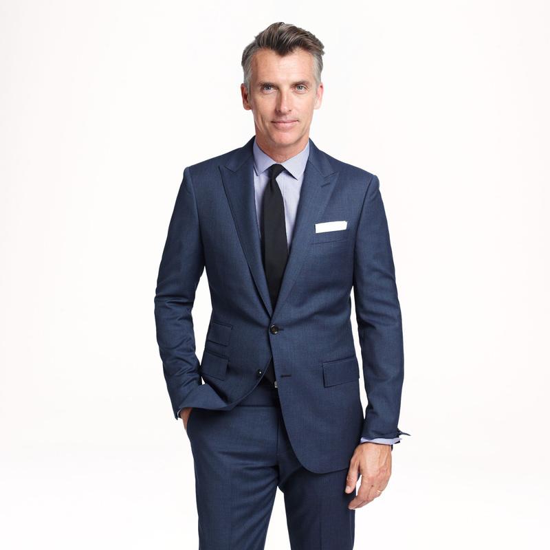 A Guide to Different Suit Lapels