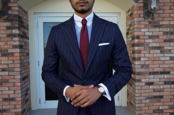 The Difference between Made to Measure & Bespoke Suits