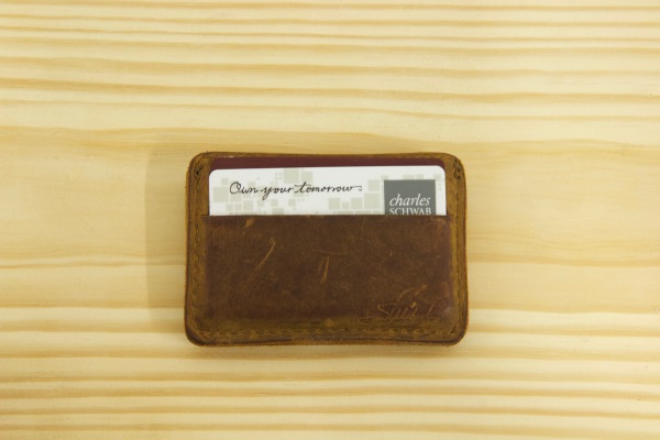 Saddleback Leather ID Wallet