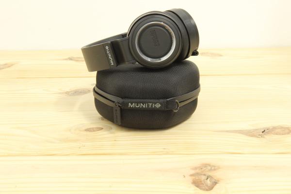 Munitio Pro 40 Review