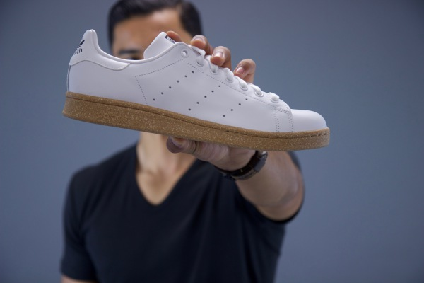 Adidas Stan Smith Worn 3 Ways