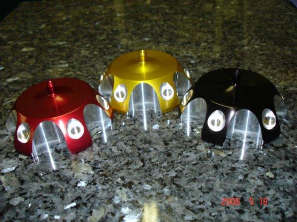 Motorcross Fuel Caps