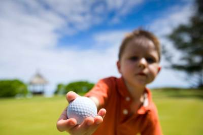 Golf for Kids!
