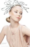 New York Hat Designer Millinery Fascinator Design Fashion Leather Couture Headwear Headpieces handmade NYC Felt Wedding