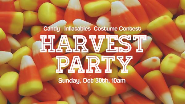 Harvest Party In Murrieta