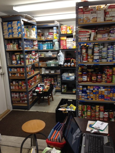 Thrift Store & Food Pantry