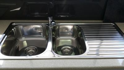 1 3/4 Bowl Sinks