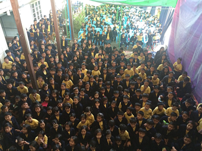 YOUNG GEN EMPOWERMENT - MYANMAR
