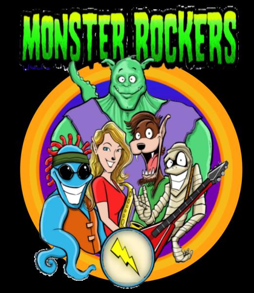 Monster Rockers Group Logo