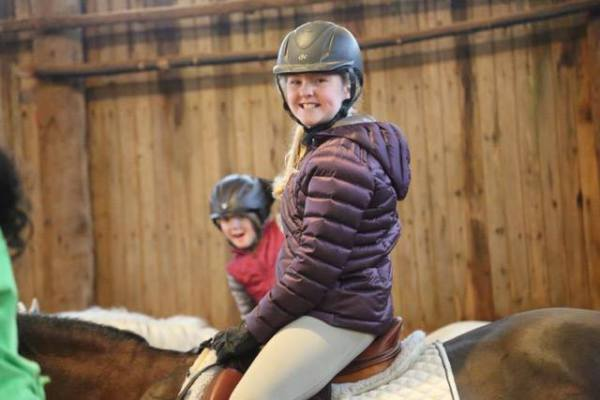 Riding Lessons Skyrock Farm