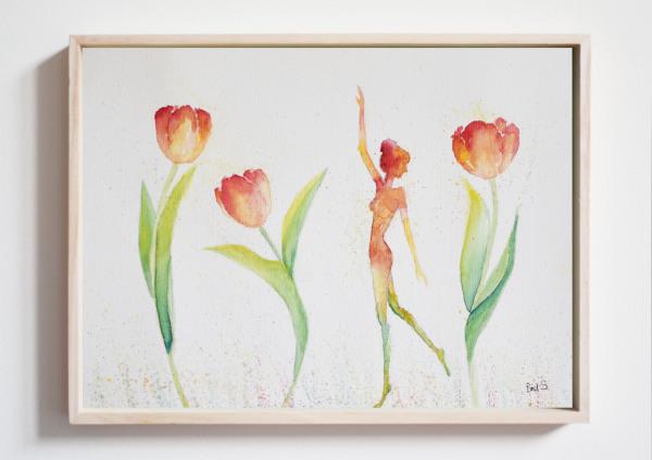 Tulip bloosom