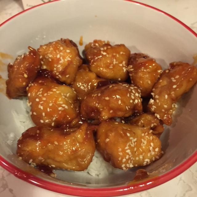 Honey Chicken!