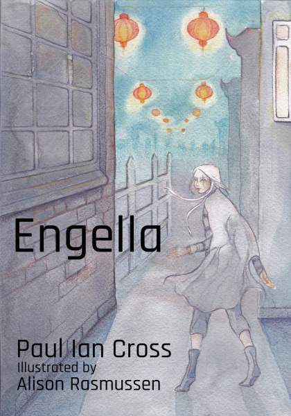 Giveaway! Get a signed copy of Engella