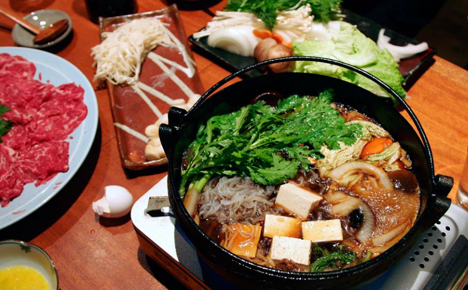 My Favorite Sukiyaki Recipe