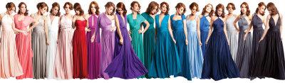 One dress - Endless styles