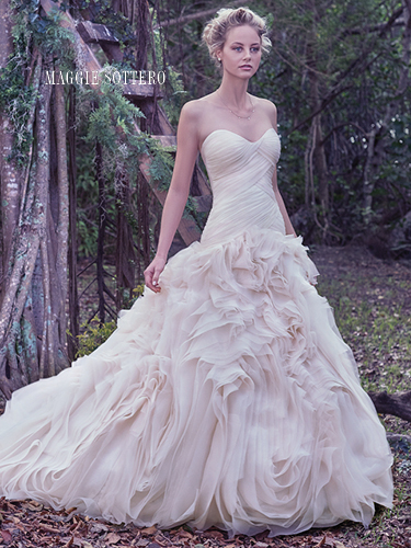 penny, maggie sottero, lisette collection