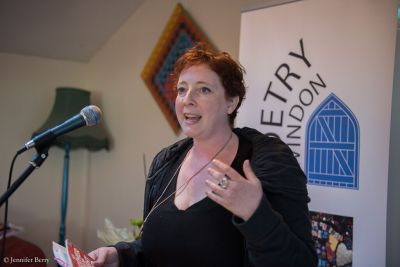 TANIA HERSHMAN came to Poetry Swindon Festival in 2015