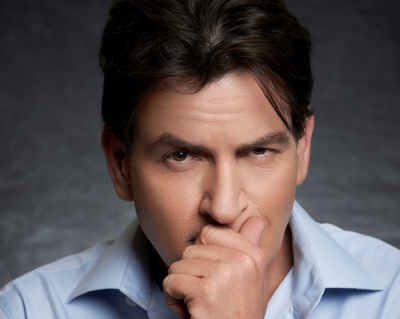 PHOTO OPPORTUNITIES WITH CHARLIE SHEEN AVAILABLE