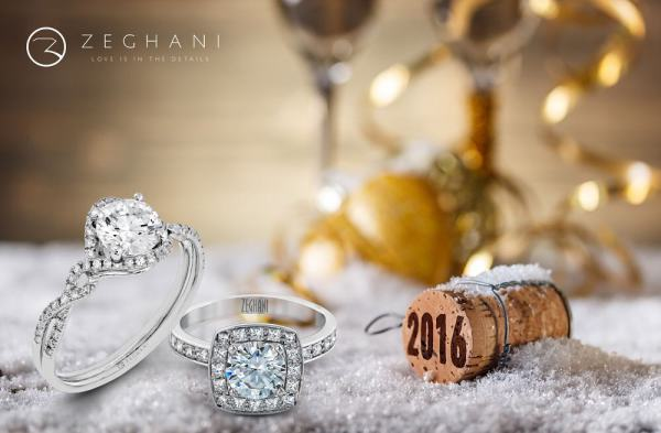 Zeghani Engagement rings