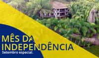 Promoção mês da Independência Hotel Paraíso das Águas - Bahia