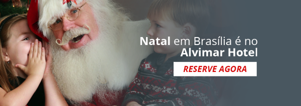 Natal - Alvimar Hotel - Brasília/DF