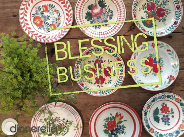 The Blessing Business