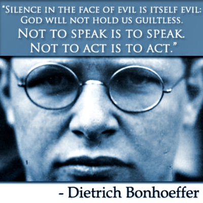 SILENCE THE CHRISTIAN