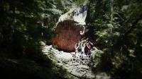 Engishman boulders in Revelstoke