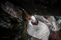 Raining Potatoes V5, Englishman Boulders, Revelstoke BC