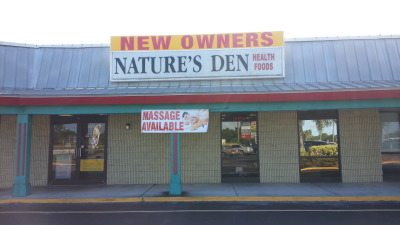 Nature's Den Health Foods, 8759 South US Hwy 1