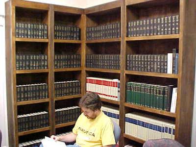 Confederate Library