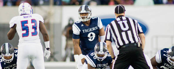 JSU and Tennessee State Square Off at Southern Heritage Classic